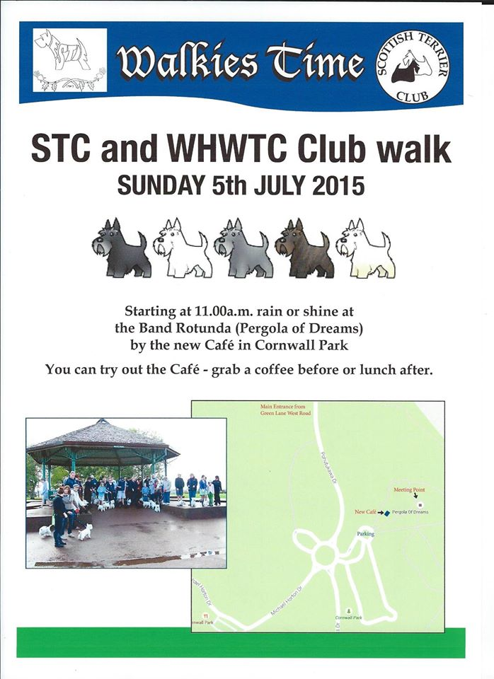 Auckland Walk July 2015 Flyer